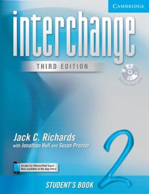Interchange Third Edition Level 2 Student's Book with Self-study Audio CD