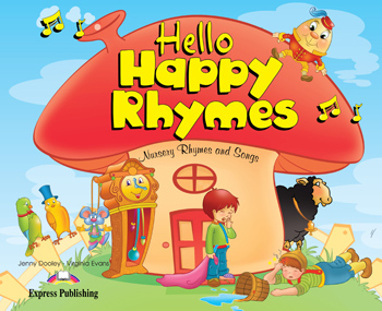 Hello Happy Rhymes Story Book
