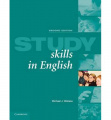 Study Skills in English Second Edition