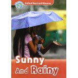 Oxford Read and Discover Level 2 Sunny and Rainy Audio  Pack
