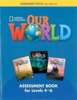 Our World 4-6 Assessment Book with Assessment Audio