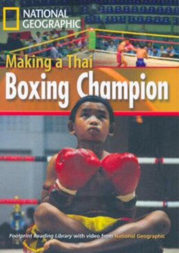 Fotoprint Reading Library A2 Making a Thai Boxing Champion