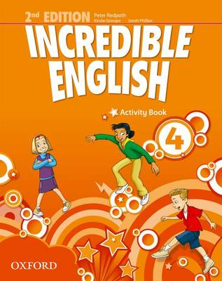 Incredible English (Second Edition) Level 4 Activity Book