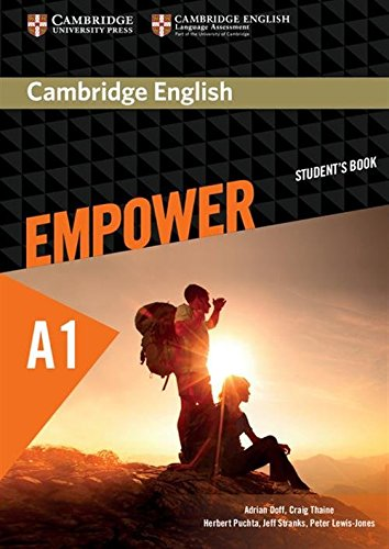 Cambridge English Empower Starter Student's Book