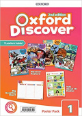 Oxford Discover Second edition 1: Posters