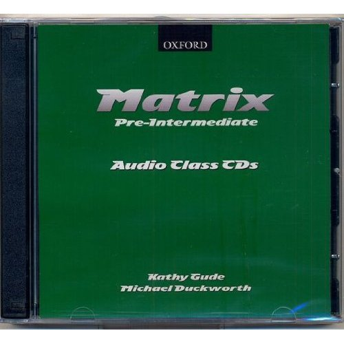 Matrix Pre-Intermediate Class Audio CD (2)
