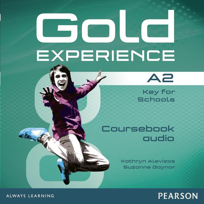 Gold Experience A2 Class Audio CDs (Лицензия)