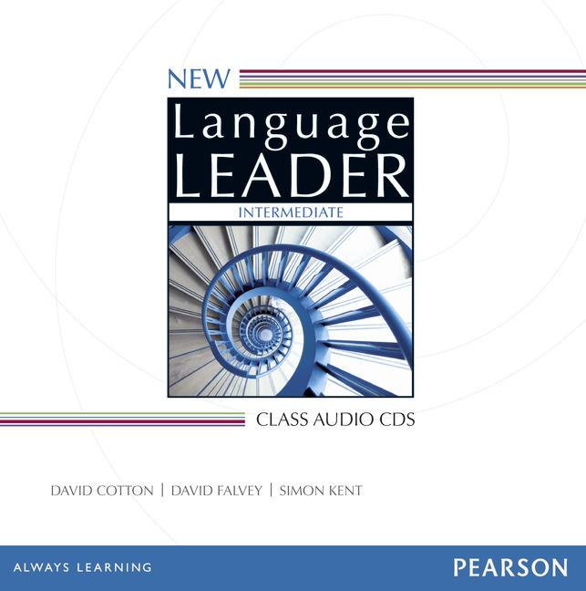 New Language Leader Intermediate Class CD (2 CDs) (Лицензия)