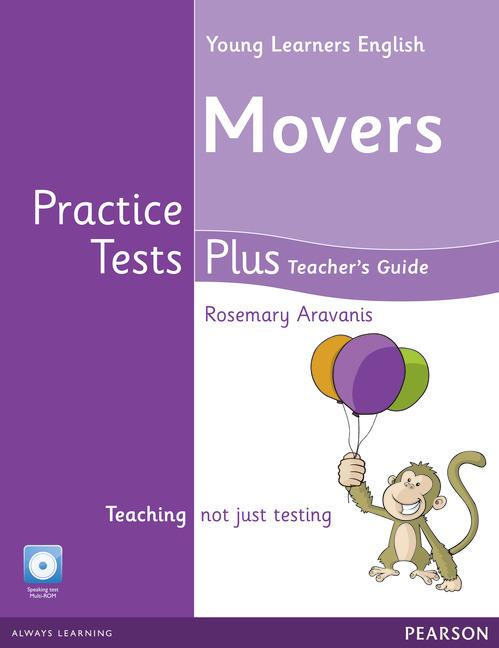 Young Learners English Practice Tests Plus Movers Teacher's Book (with Multi-ROM)