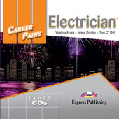 Career Paths: Electrician Audio CDs (set of 2)