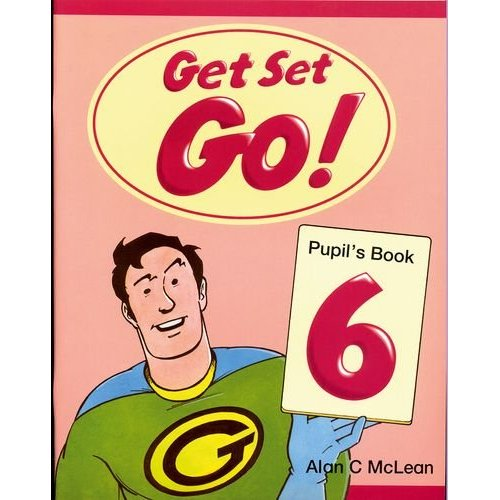 Get Set Go! 6 Pupil's Book