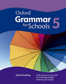 Oxford Grammar for Schools 5: Student's Book and DVD-ROM