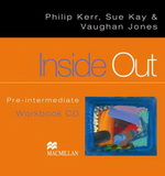 Inside Out Pre-Intermediate Class Audio CDs (Лицензия)