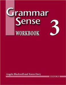 Grammar Sense 3 Workbook