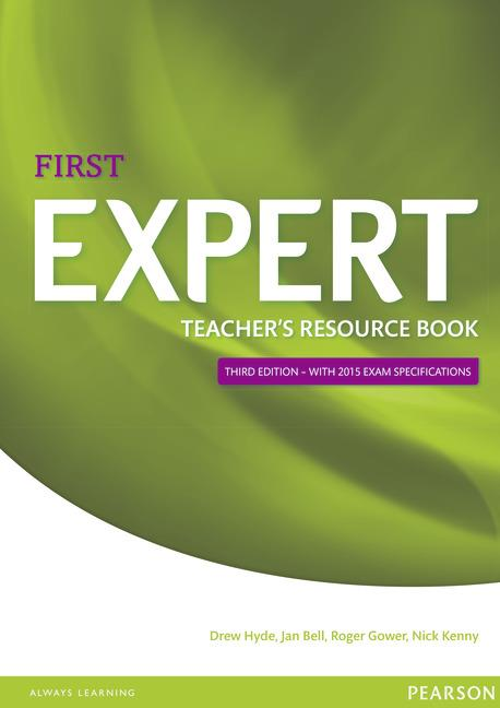 Expert First Third Edition Teacher's Book