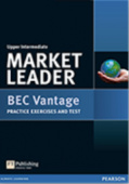 Market Leader 3rd Edition Upper-Intermediate Coursebook with DVD-ROM and BEC Booklet Pack