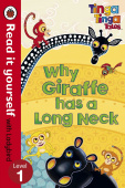 Ladybird: Tinga Tinga Tales: Why Giraffe has a Long Neck (HB)  Ned