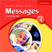 Messages 4 Class CDs(2)