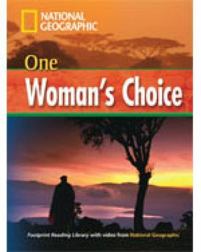 Fotoprint Reading Library B1 One Woman's Choice with CD-ROM