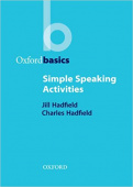 Oxford Basics: Simple Speaking Activities