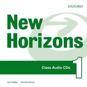 New Horizons 1 Class Audio CD
