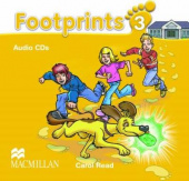 Footprints 3 Audio CD(3)