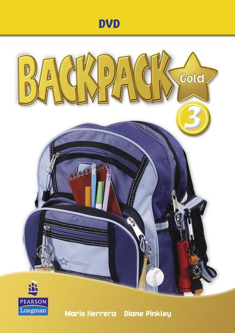 Backpack Gold Level 3 DVD
