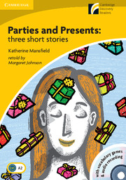 Parties and Presents: three short stories with CD-ROM/Audio CD