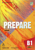 Prepare 2nd Edition 4 Workbook with Audio Download