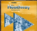 New Headway Pre-Intermediate Third Edition Class Audio CDs (3)