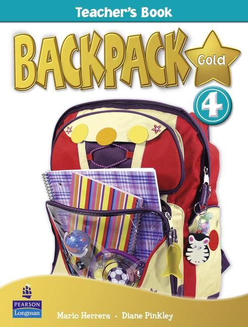 Backpack Gold Level 4 Teacher's Book