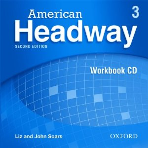 American Headway Second Edition 3 Workbook Audio CD