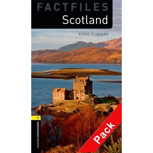 Scotland Audio CD Pack