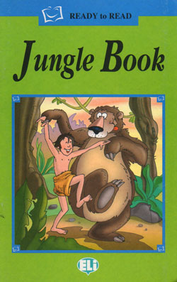 ELi Readers Green Series: (A1) Jungle Book with CD