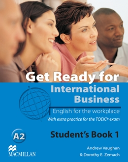 Get Ready for International Business Level 1 Student's Book with TOEIC