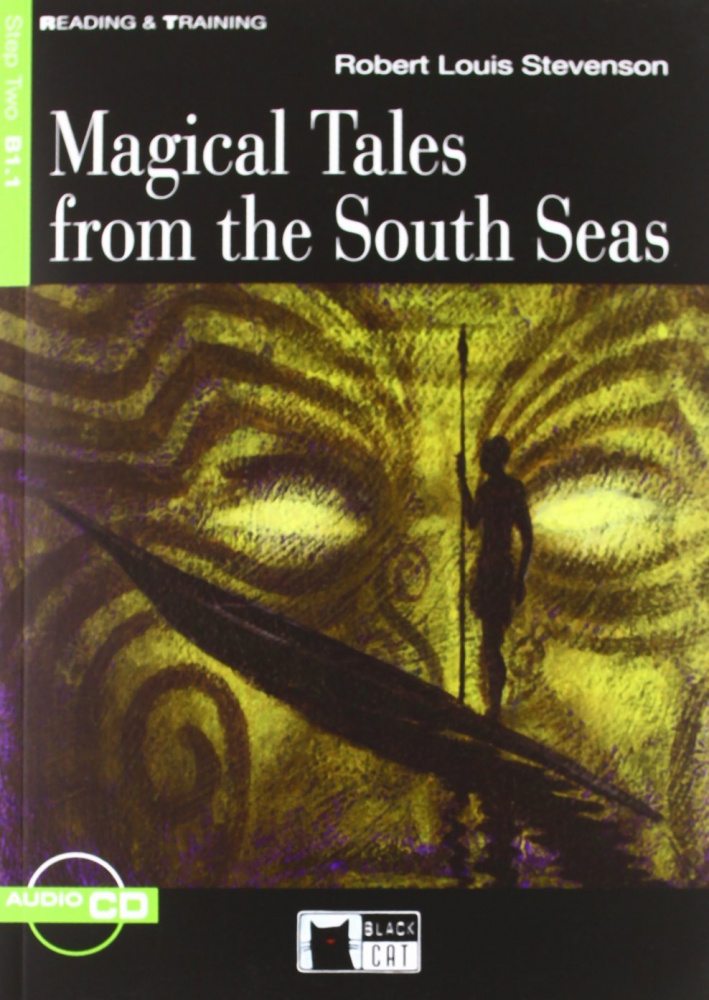 Reading & Training Step 2: Magical Tales from the South Seas + Audio CD