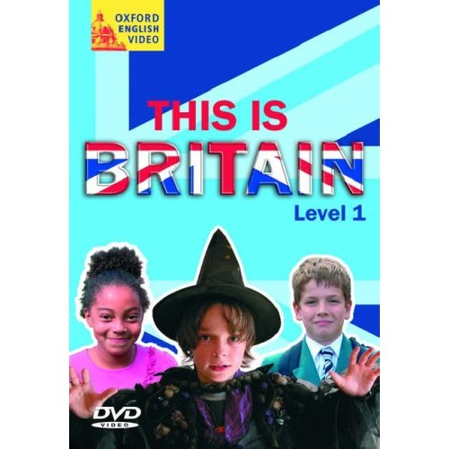 This is Britain, Level 1 DVD