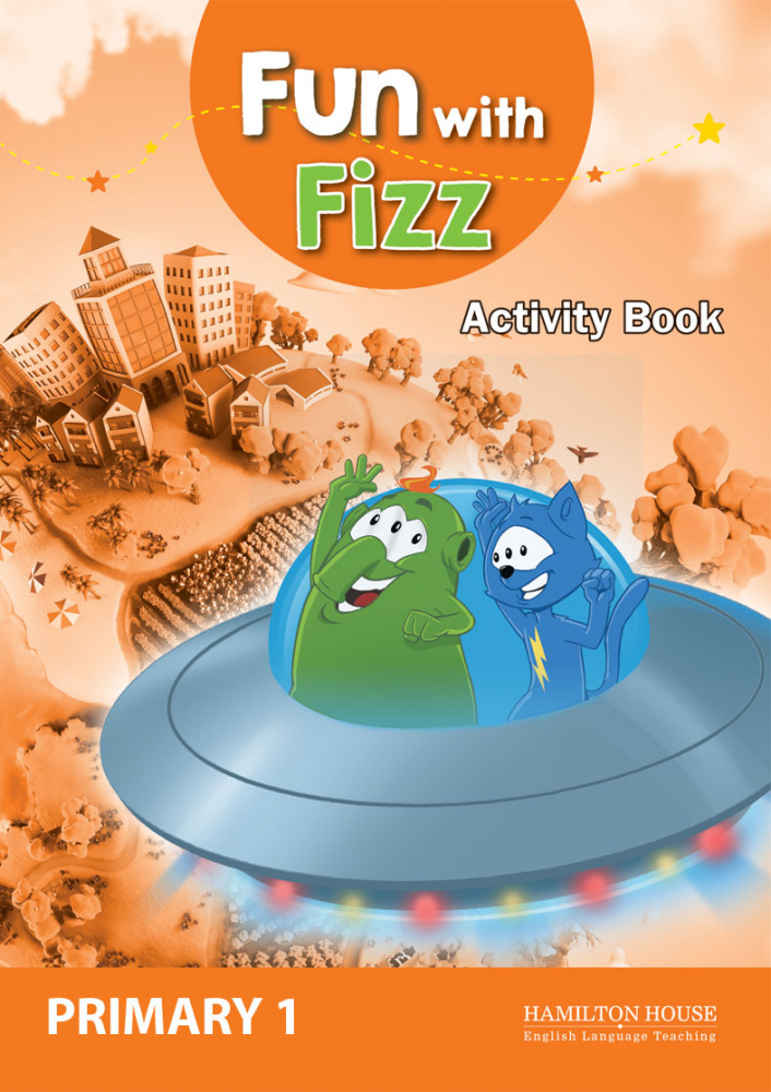 Fun with Fizz 1 Aсtivity Book