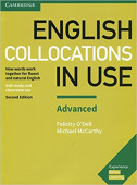 English Collocations in Use (2nd Edition) Advanced Book with answers