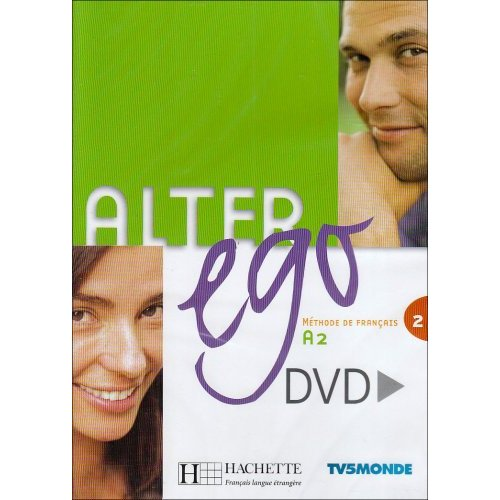 Alter Ego 2 - DVD PAL (Лицензия)
