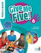 Give Me Five! 6 Pupil's Book Pack