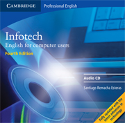 Infotech (Fourth Edition) Audio CD (Лицензия)