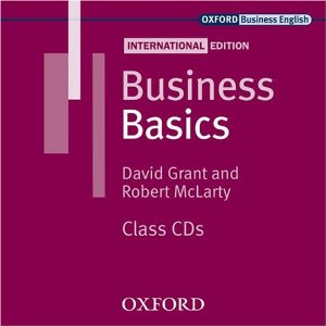 Business Basics International Edition Class Audio CDs (2)