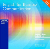 English for Business Communication Audio CD Set (2CDs)