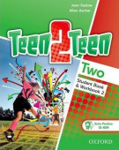 Teen2Teen 2: Student Book and Workbook with CD-ROM