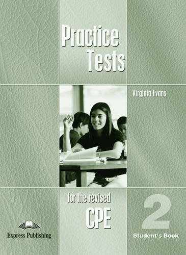 CPE Practice Tests 2 Student's Book