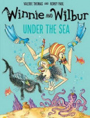 Winnie and Wilbur: Under the Sea (Paperback)
