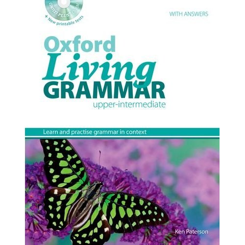 Oxford Living Grammar Upper-Intermediate Student's Book Pack