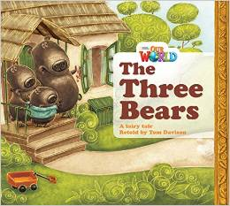 Our World Readers Level 1: The Three Bears (Big Book)