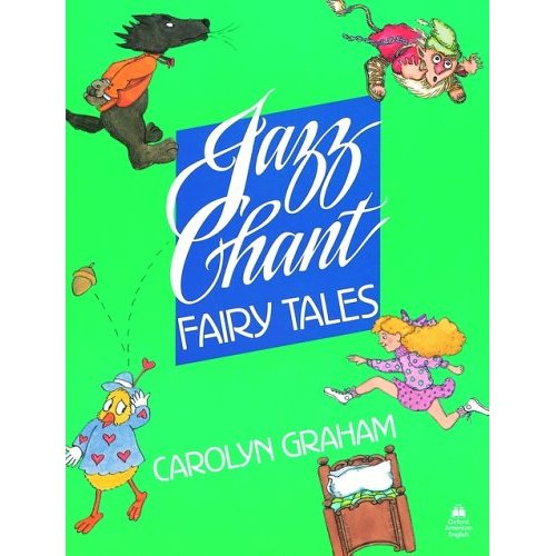 Jazz Chants Fairy Tales Student Book